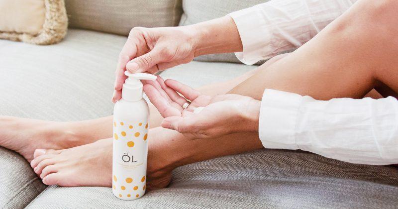 Les cosmétiques ÖL sont doux pour la peau. Ils nourrissent la peau pour qu'elle soit belle et équilibrée.