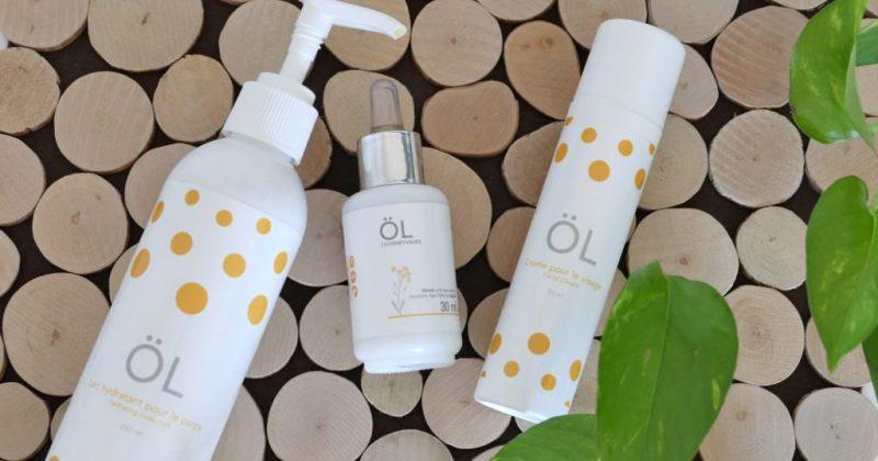 lait hydratant pour le corps ÖL